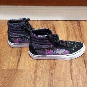 Skate High Galaxy Vans